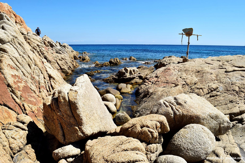 Randonnée sur le sentier côtier de l'Escalet au cap Cartaya