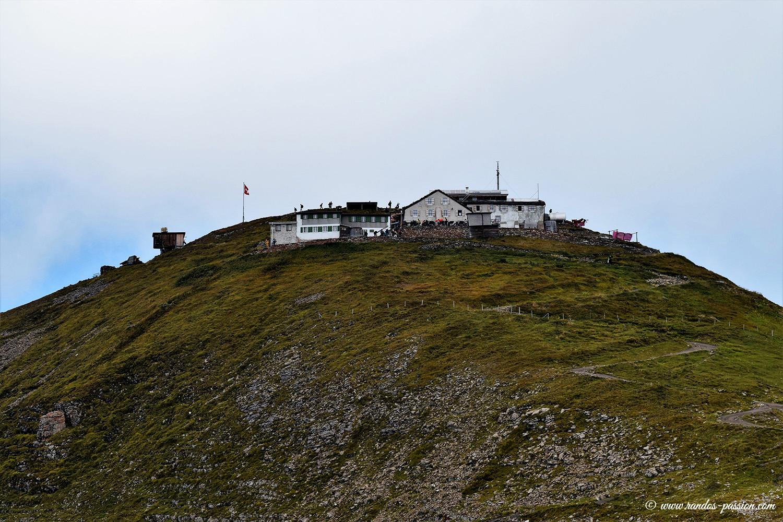 Pic du Faulhorn - Alpes Bernoises