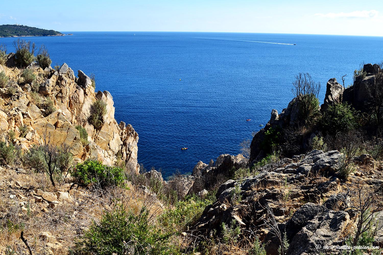 Au sommet du Cap Taillat ou Cap Cartaya