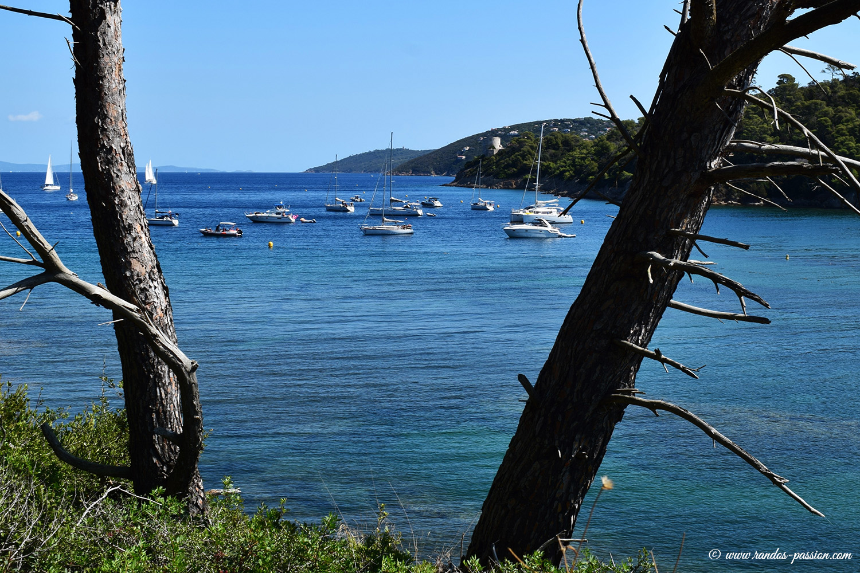 Baie de Port Man - Port-Cros
