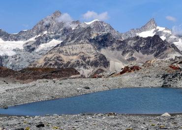 Le «Matterhorn glacier Trail» – Randonnée à Zermatt