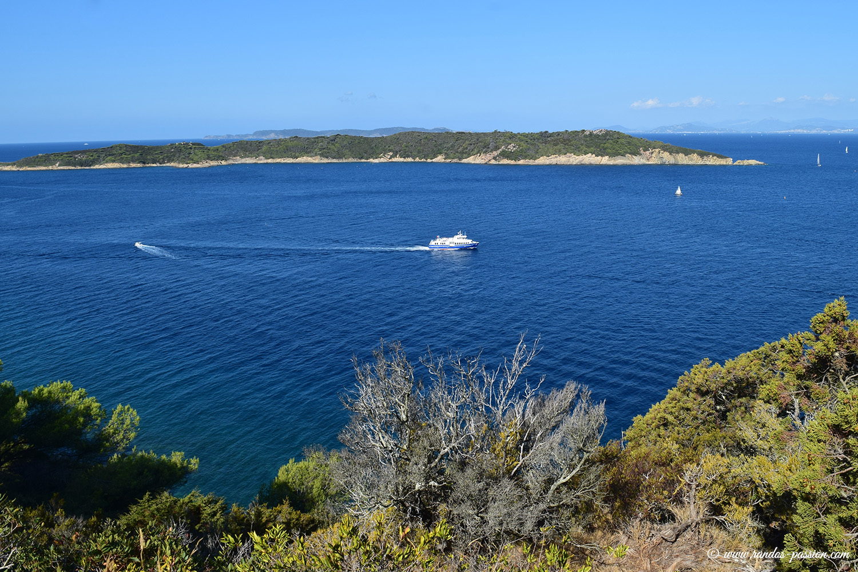 L'île de Bagaud - Port-Cros
