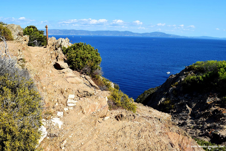 La pointe de la Galère - Port-Cros