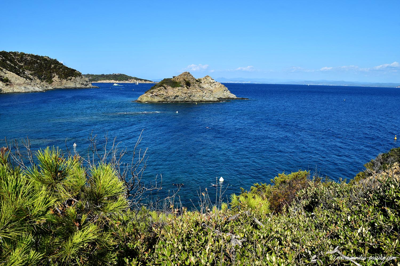 Randonnée à Port Cros