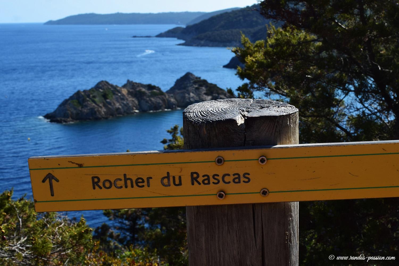 Rocher du Rascas - Port-Cros