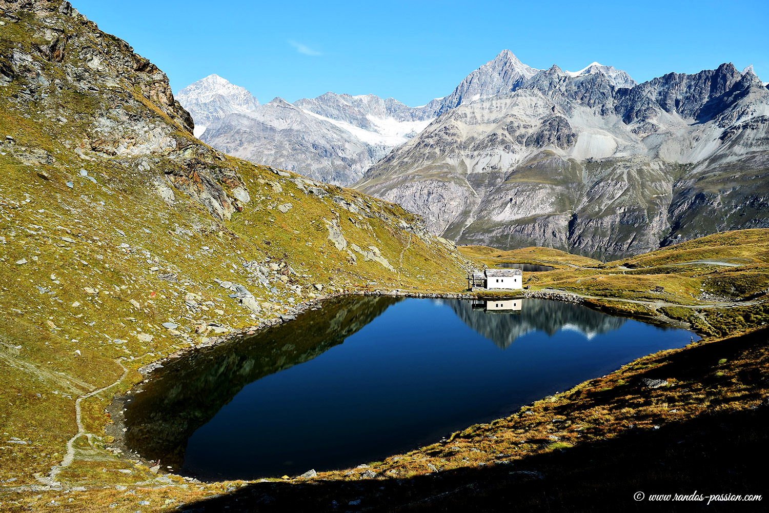 Le lac Schwarzsee
