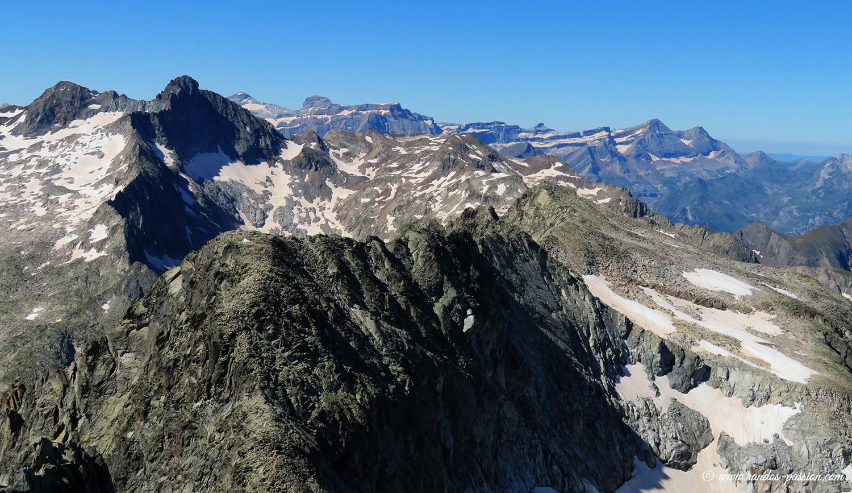 Panorama depuis le Néouvielle
