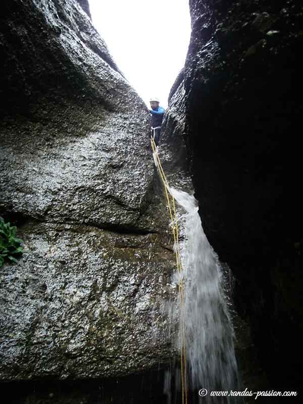Le barranco de Malpaso - Sierra de Guara