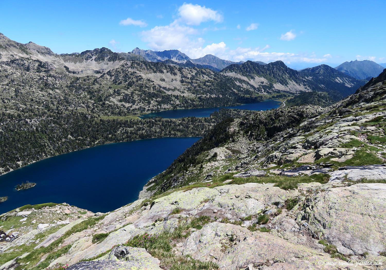 Lacs d'Aubert-et Aumar - Réserve Naturelle du Néouvielle