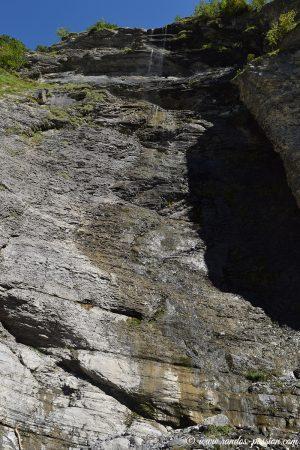La cascade des Lanchettes