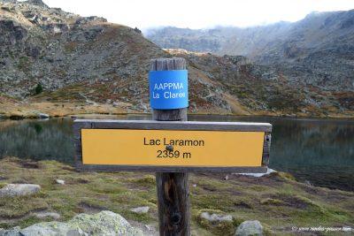 le lac Laramon - Vallée de la Clarée