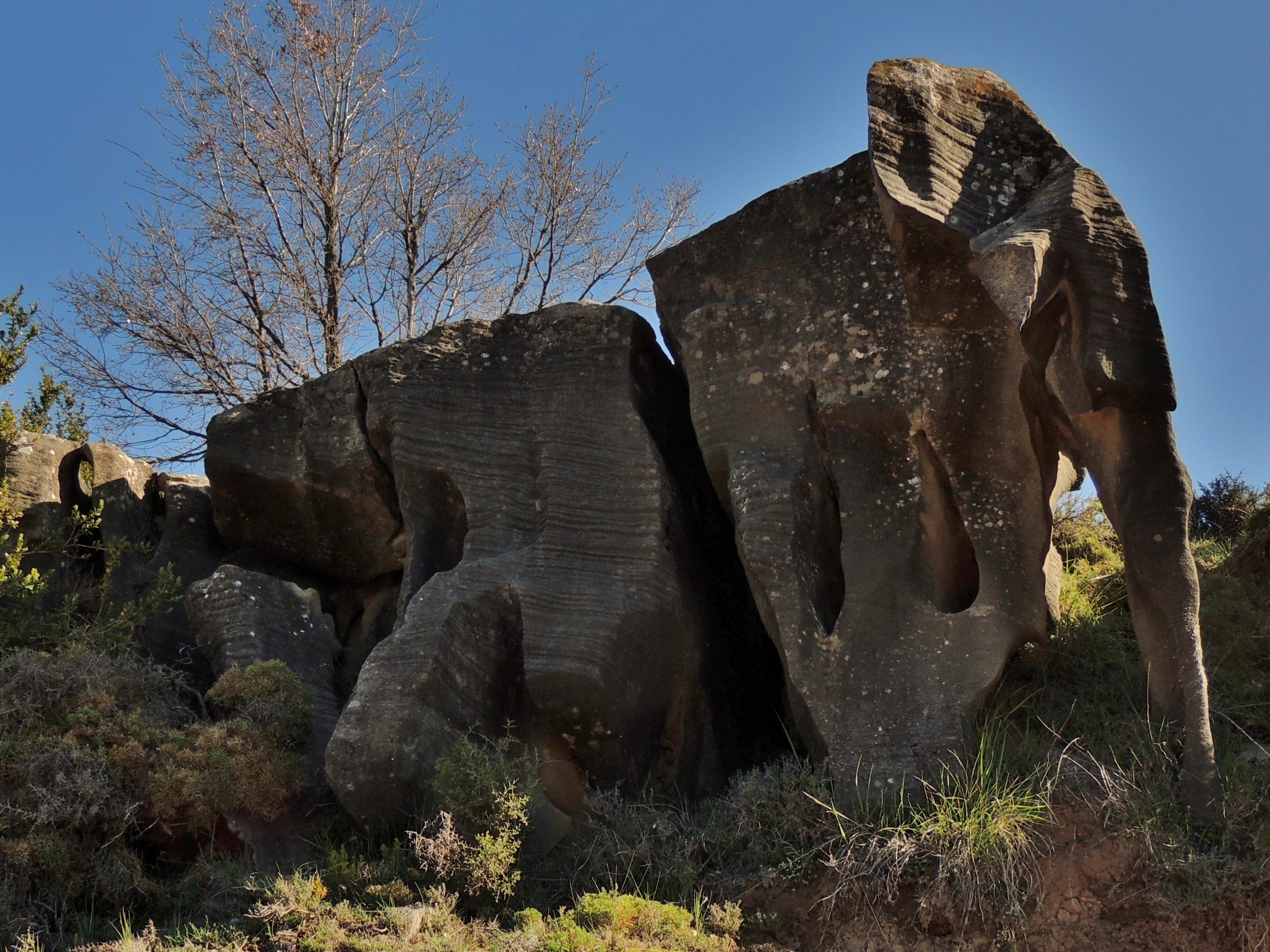 Bagueste, village abandonné en Sierra de Guara