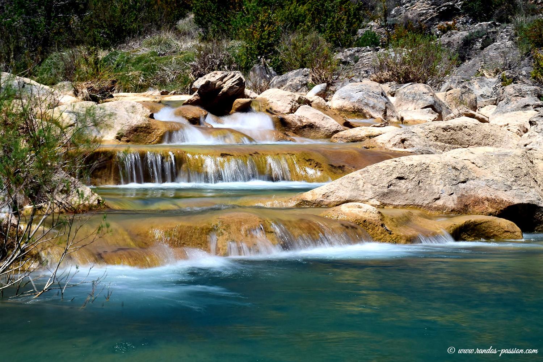 Le rio Balces - Sierra de Guara