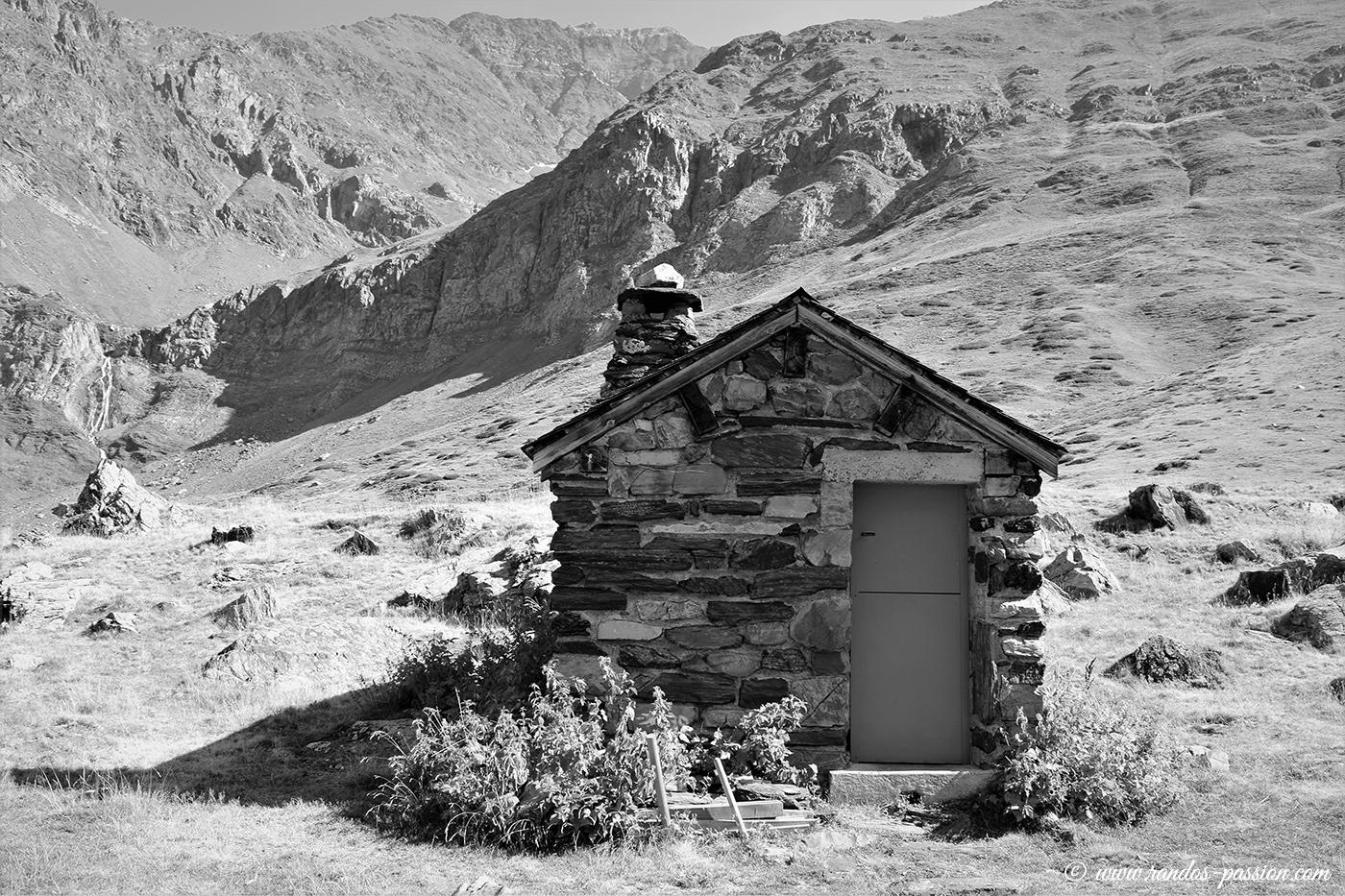 La cabane de Sausset
