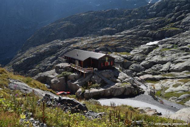 La cabane du Vieux-Émosson