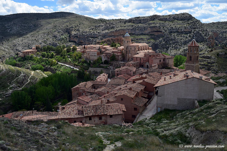 Albarracin - Road trip en Aragon