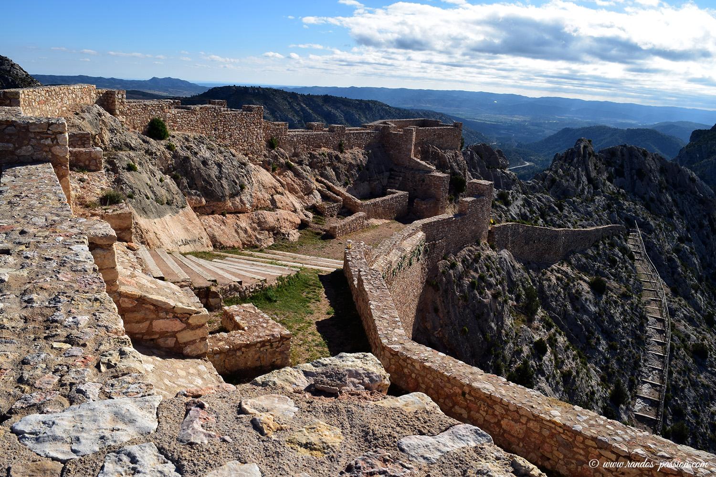 Le chateau de Castellote