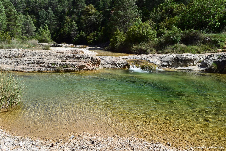 Les piscines de la Pesquera