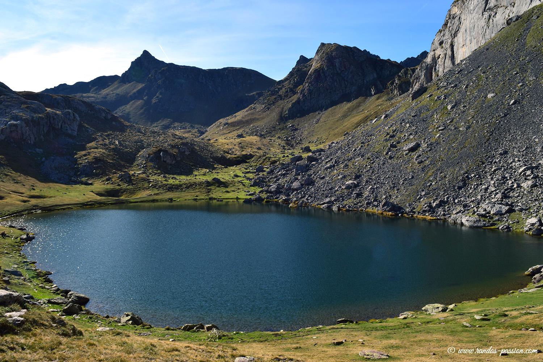 Les lacs d'Ayous en vallée d'Ossau