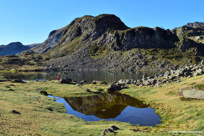Le lac du Miey - Vallée d'Ossau