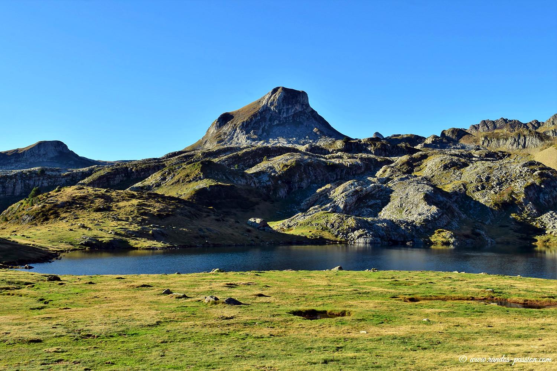 Le lac Roumassot - Vallée d'Ossau