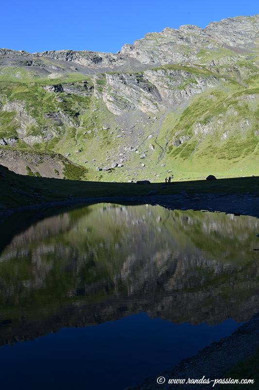 Le lac de Badet - Hautes-Pyrénées