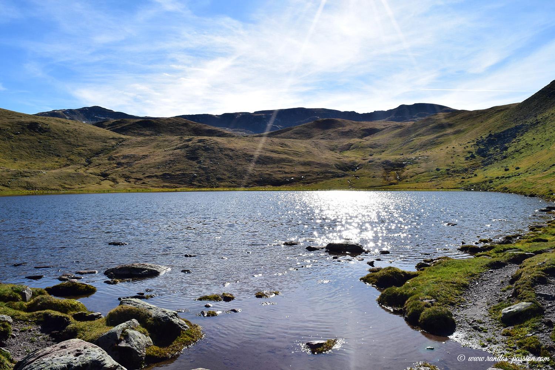 Le lac Paradis - Pyrénées-Atlantiques