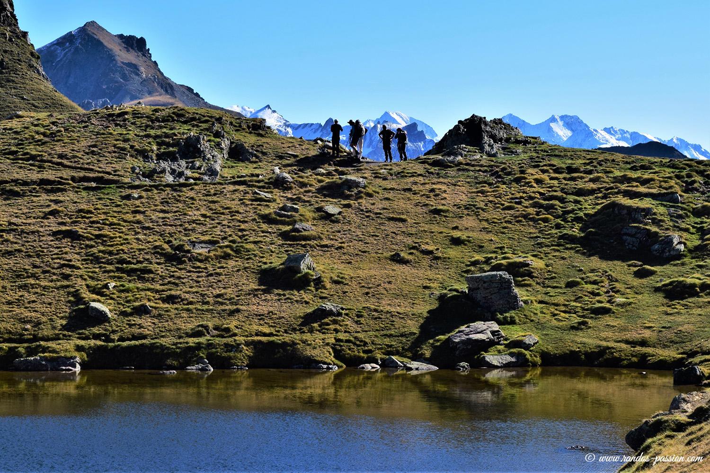 Le petit col du pic Castérau - Pyrénées-Atlantiques