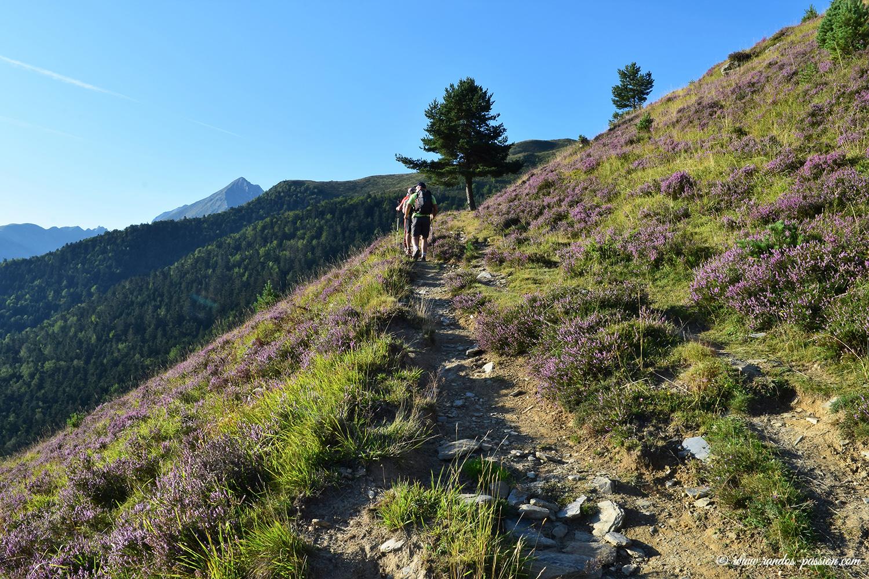 Randonnée aux lacs de Consaterre - Hautes-Pyrénées