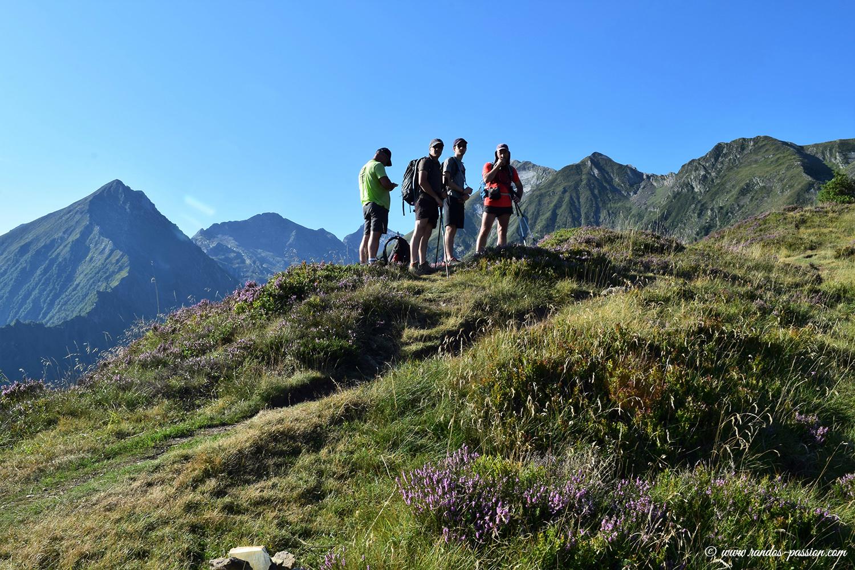 Pic de Hountas - Hautes-Pyrénées
