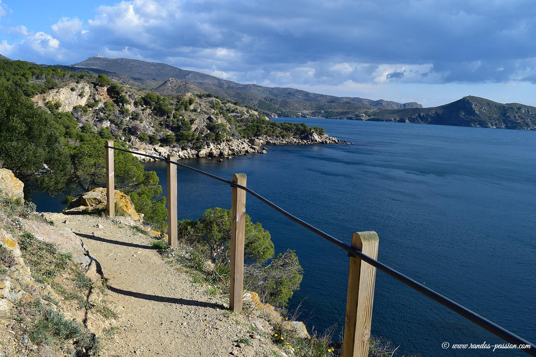 Le Camí de Ronda de Roses à la Cala Montjoi - Catalogne