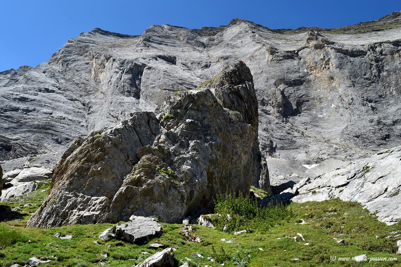 Le cirque de Barroude - Hautes-Pyrénées
