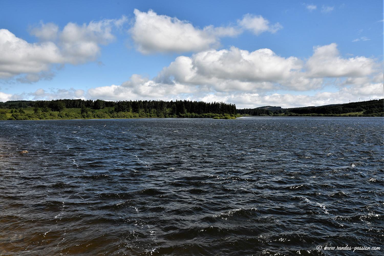 Lac de Vésoles - Hérault