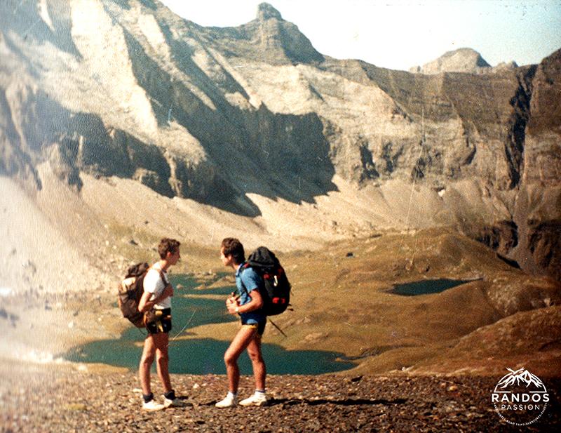Lacs de Barroude 1987 - Hautes-Pyrénées