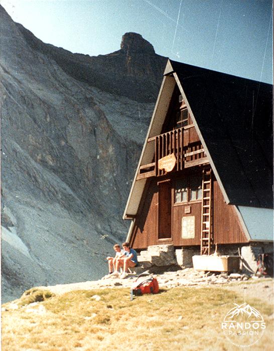 Refuge de Barroude 1987 - Hautes-Pyrénées