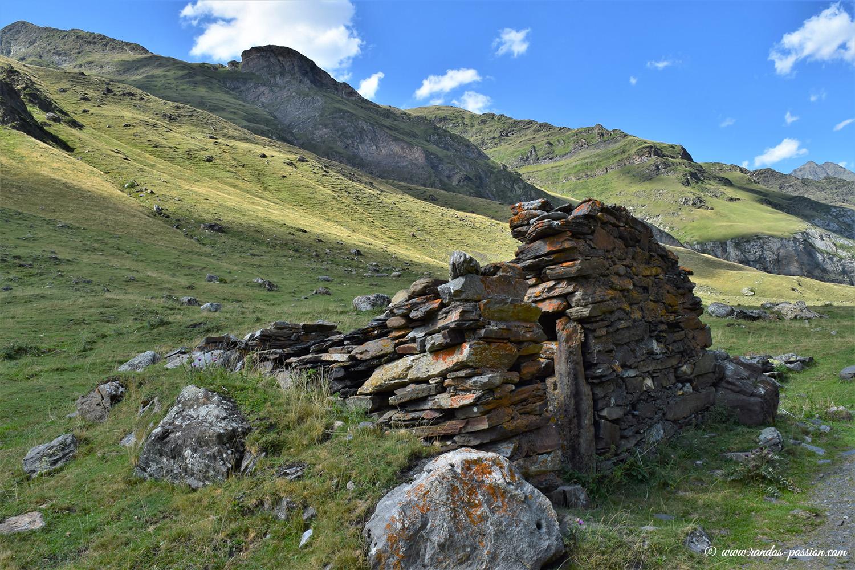 Cabane vallée de la Géla - Hautes-Pyrénées