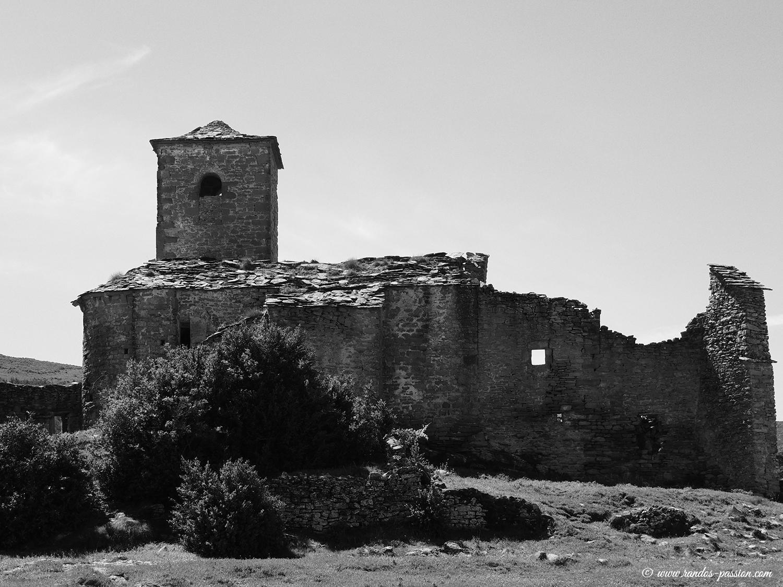 Eglise San Salvador de Bagüeste - Sierra de Guara