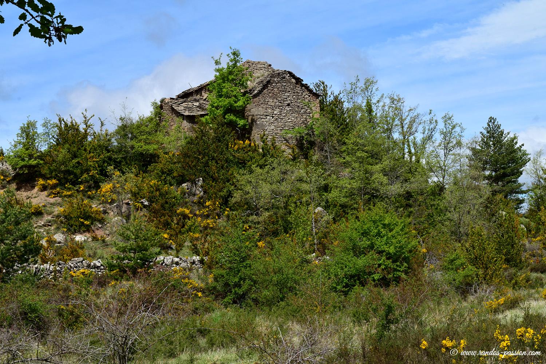 Ermitage de San Miguel - Sierra de Guara