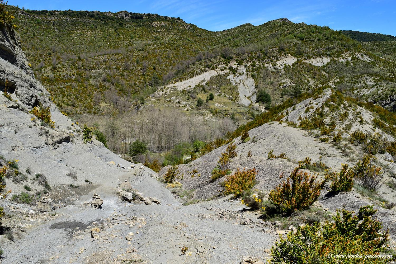 Randonnée en Sierra de Guara à Bagüeste