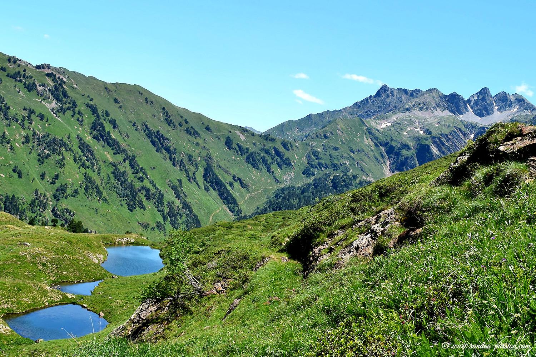 Randonnée au lac Vert - Massif du Luchonnais