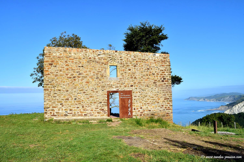 Chapelle de Santa Catalina - Deba