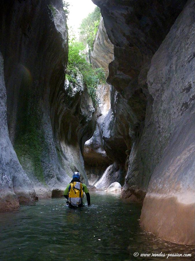 Sierra de Guara - Canyon du Mascún