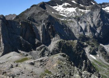 La Sierra de Liena: de la Punta Liena à la Punta Ruego