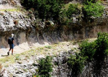 Les vires du Mascún – Sierra de Guara