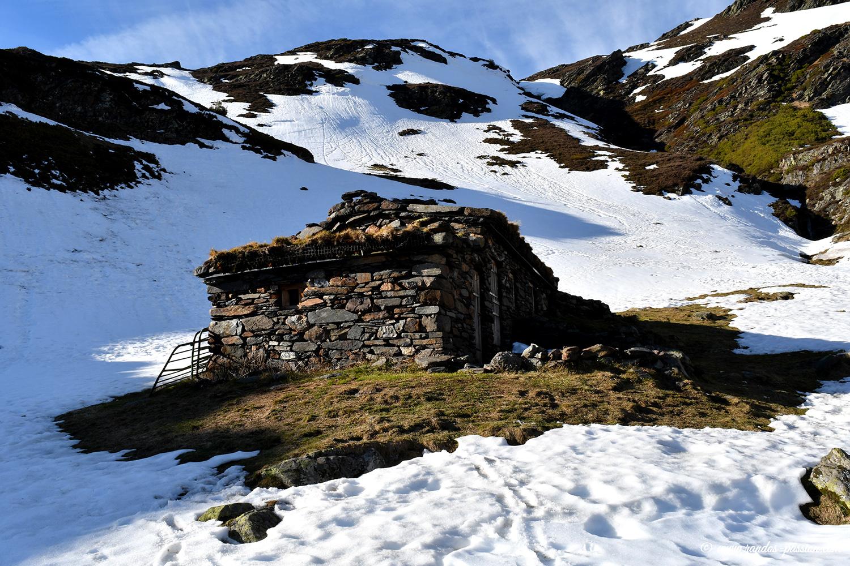 La cabane de Benaquès - Hautes-Pyrénées