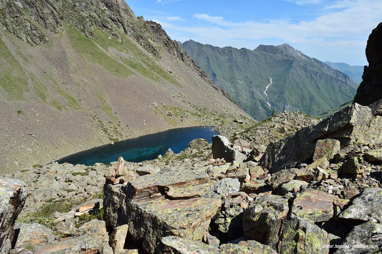 Lac du Barbat - Hautes-Pyrénées