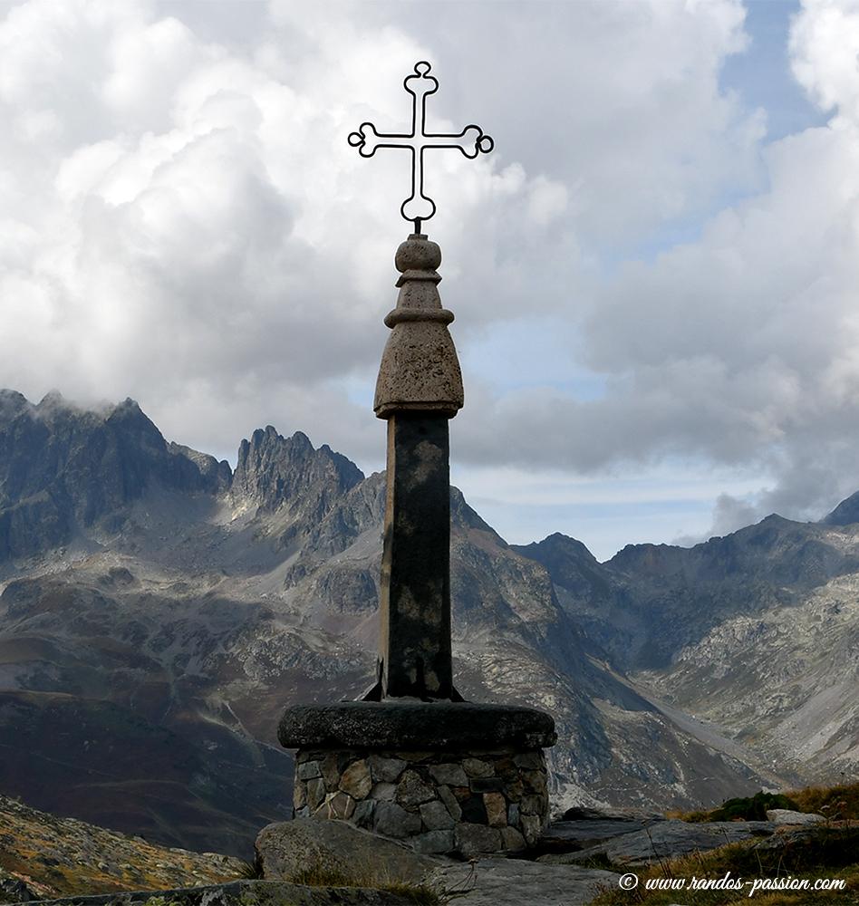 Le col de la Croix de Fer