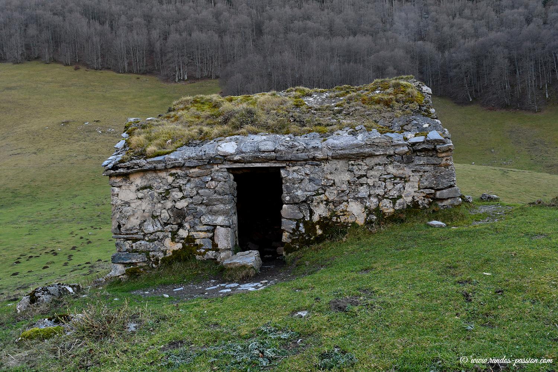 La vieille cabane du Lhéris