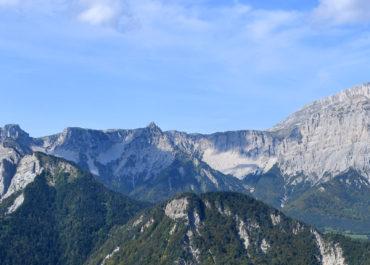 Le pic de l'Aubeyron – Belvédère sur le Mont Aiguille