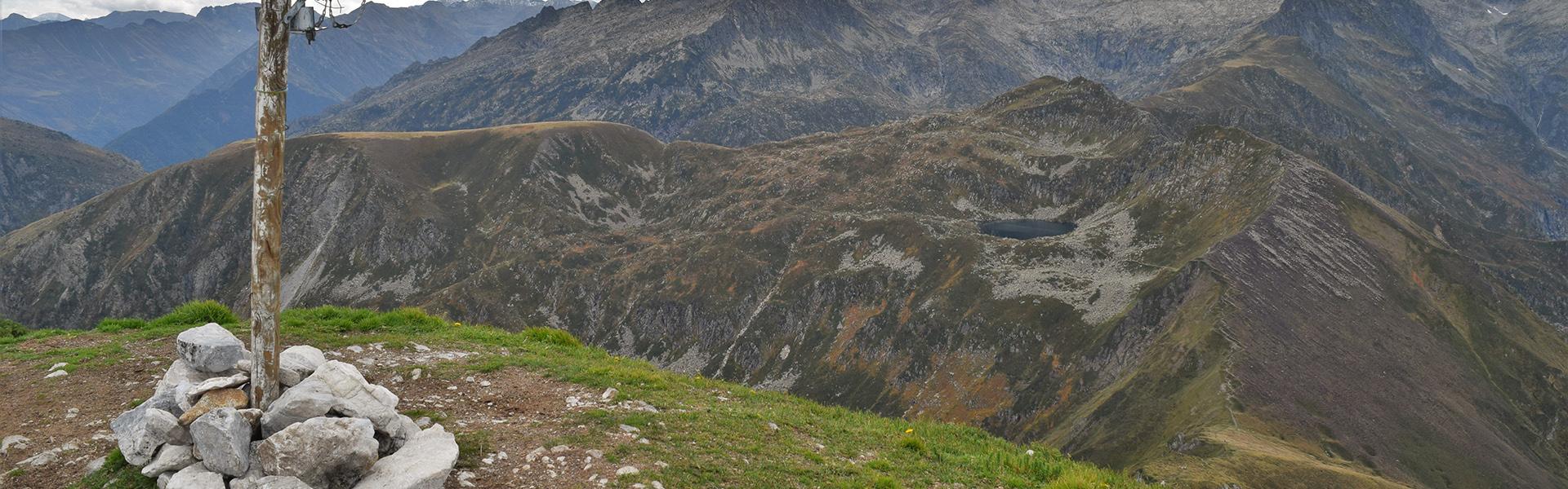Le Mont Ceint ou pic de Girantes